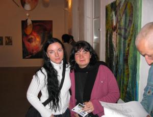 Anika & Kathleen Bergmann - OFF ART 2005