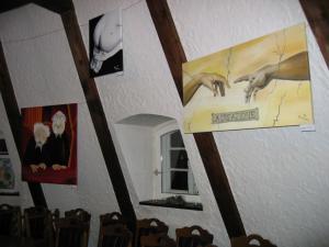 Ausstellung im Treuenbrietzener Heimatmuseum - Dezember 2005