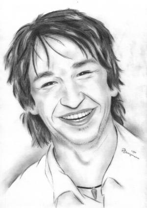 Michael Wurst - Bleistift - 2004