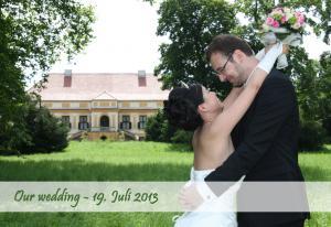 Hochzeit Caputh I - Juli 2013